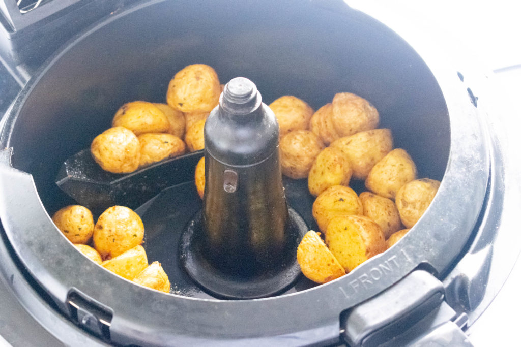 Potatoes in Actifry
