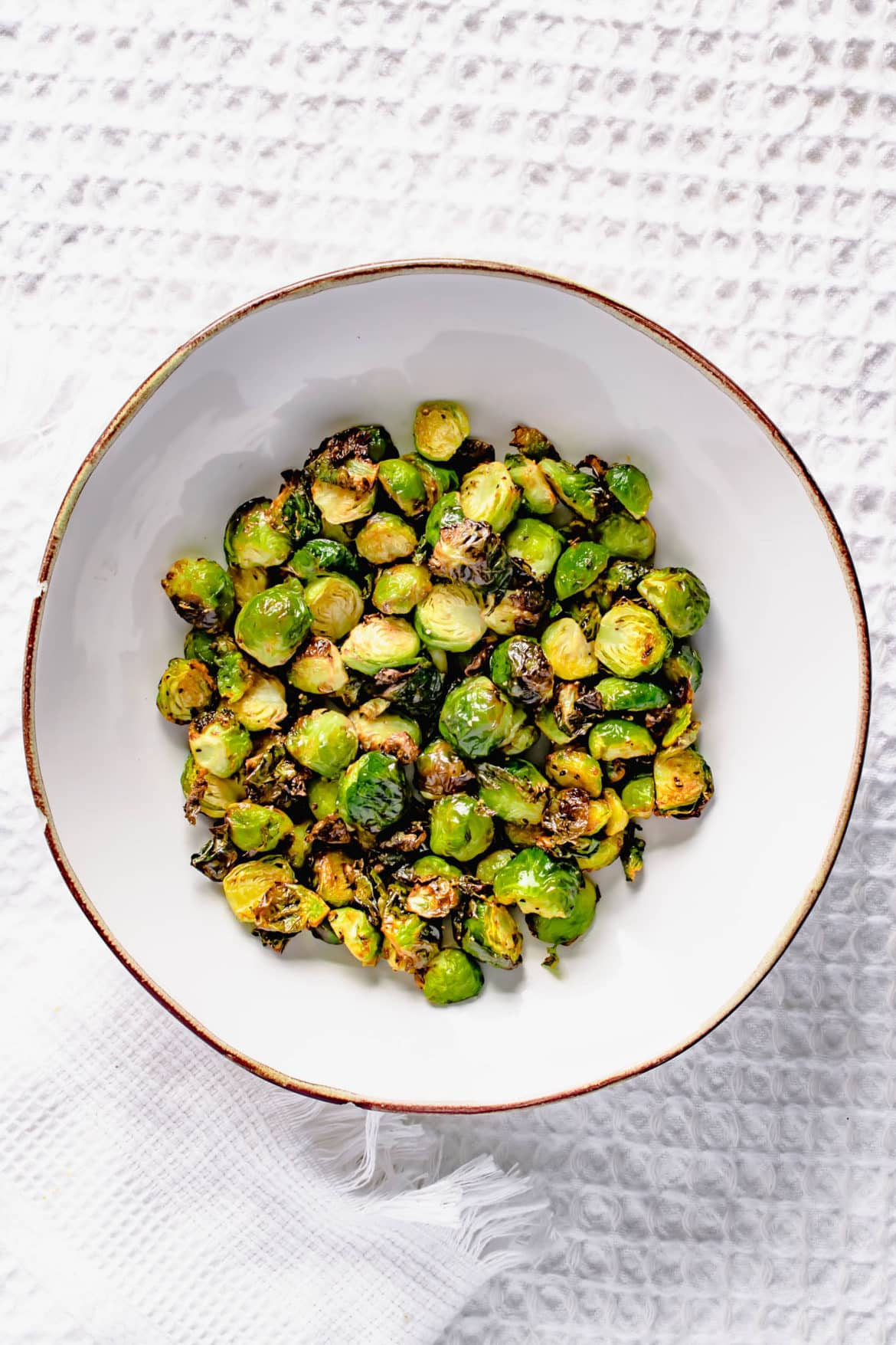 Actifry Sprouts Recipe