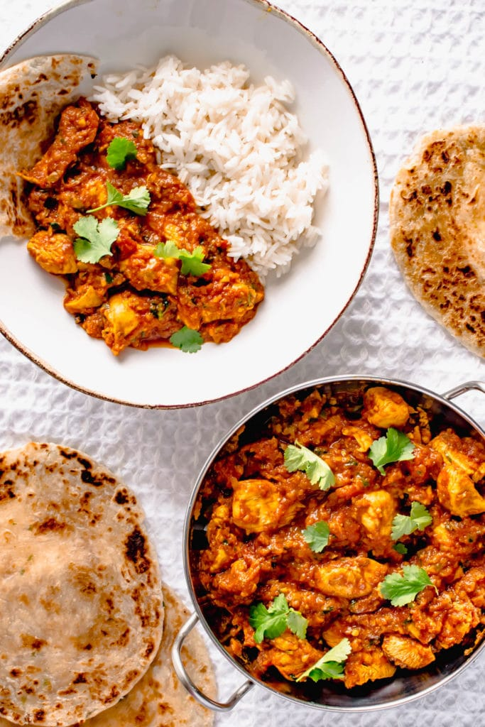 Chicken Balti Recipe