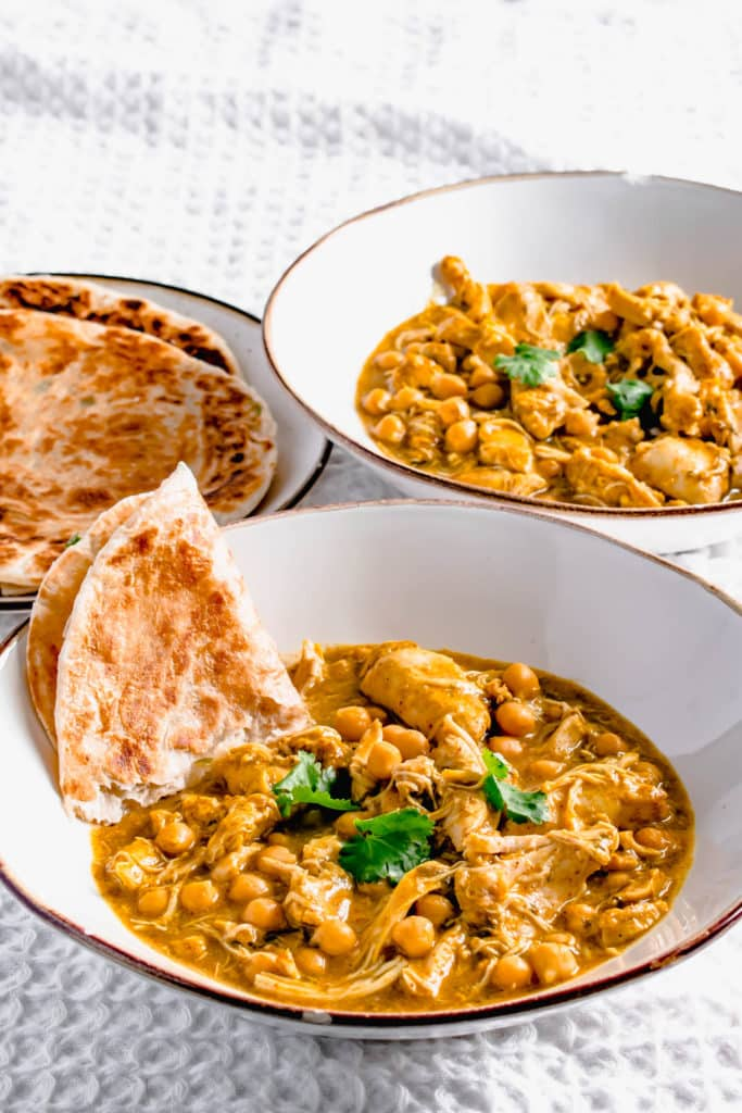 Slow Cooker Indian Chicken Curry Recipe