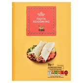 Morrisons Fajita Seasoning at Morrisons