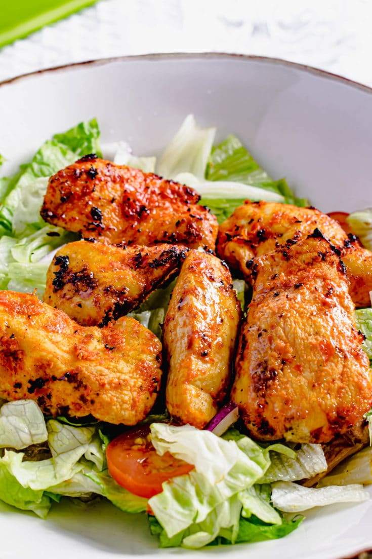 Actifry Peri Peri Chicken Recipe