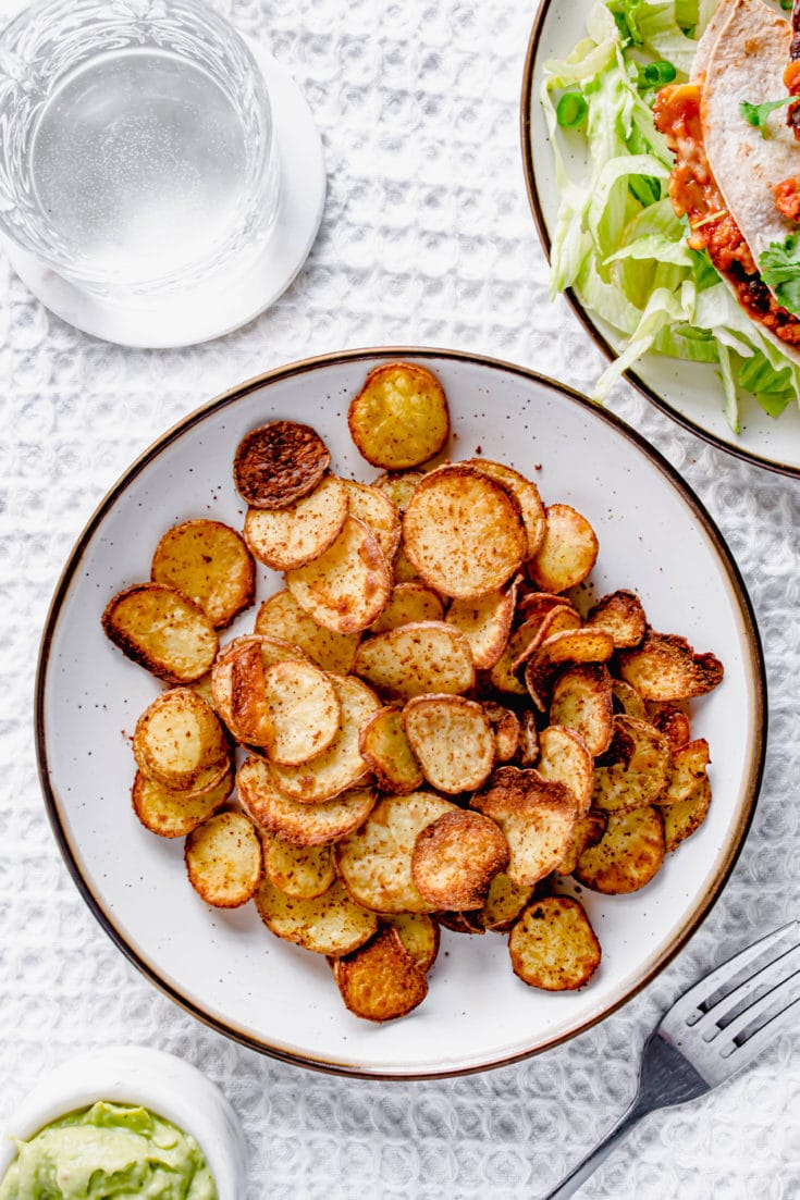 Actifry Potato Crisps Recipe
