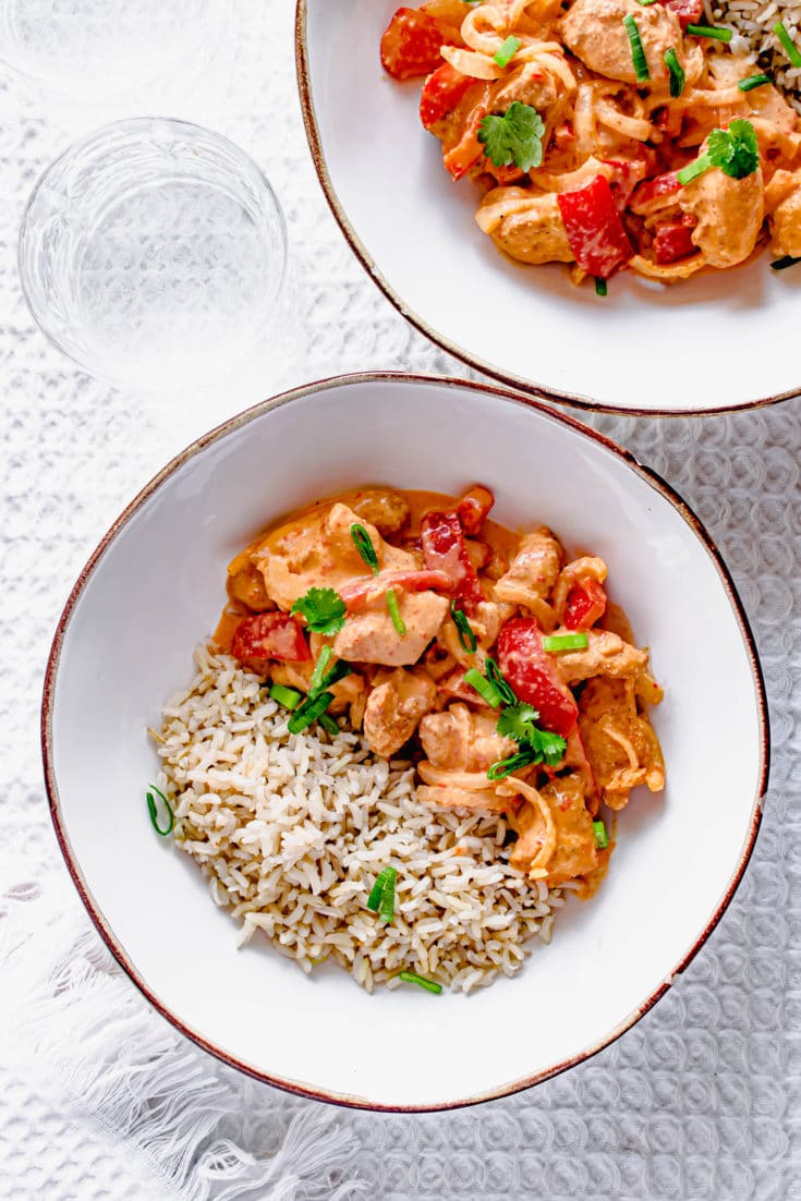 Actifry Thai Red Curry