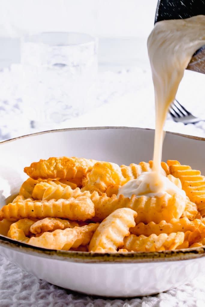 Cheesy Chips Recipe