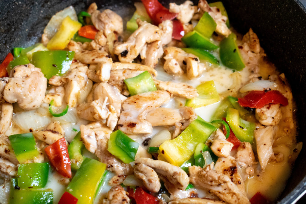 cornflour chilli chicken
