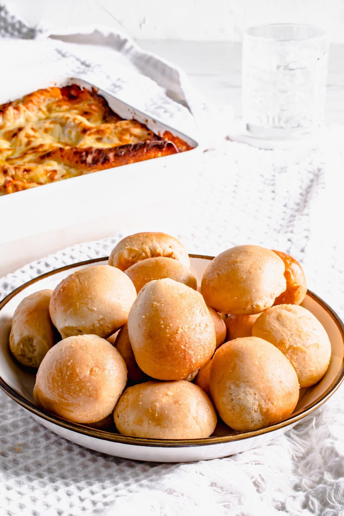 garlic dough balls recipe