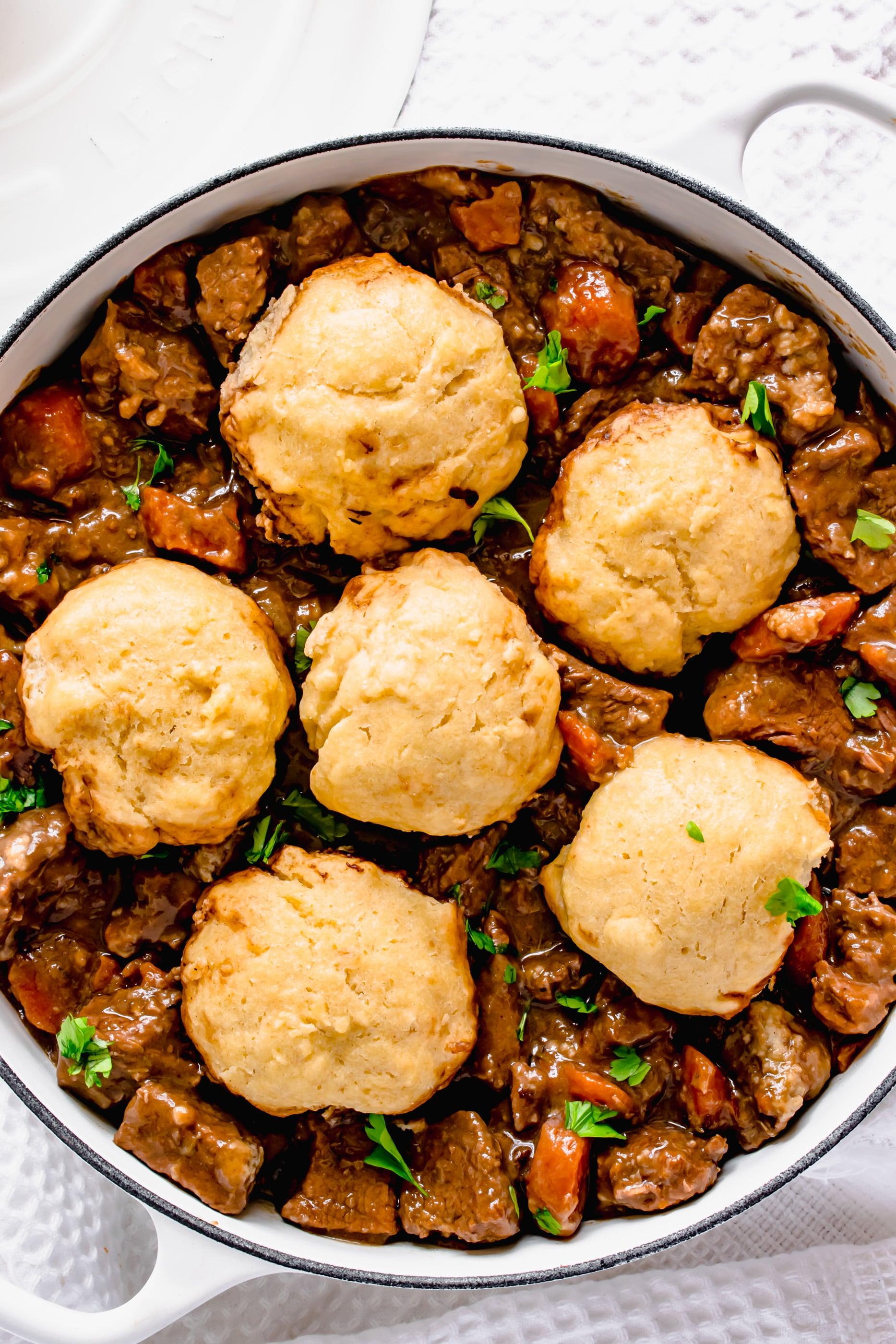 dumplings for stew recipe