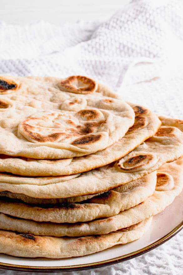 takeaway naan bread recipe