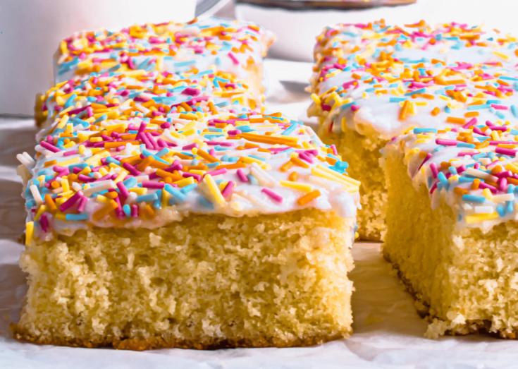 old school cake recipe