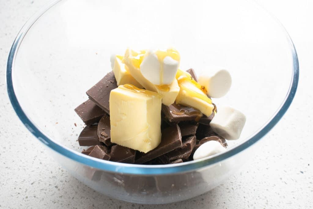 cornflake cake ingredients